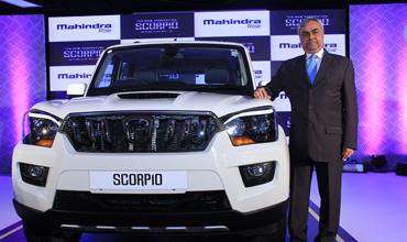 Mahindra gets ready with three new platforms for 2015