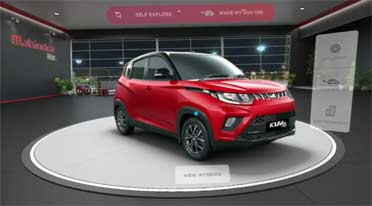 Mahindra launches 'Bring the Showroom Home' mobile experience