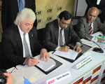 Mahindra ties up with M/s Maschio-Gaspardo S.p.A