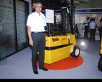 Maini & Nacco introduce Yale forklift trucks