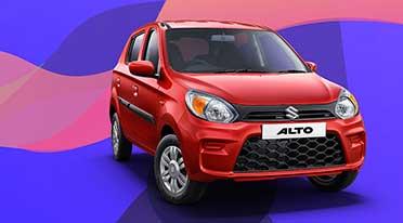 Maruti Suzuki Alto celebrates 40 lakh cumulative sales