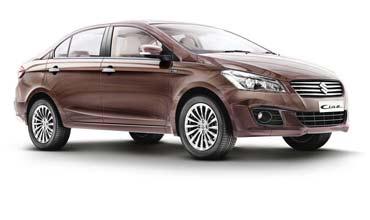 Maruti Suzuki Ciaz sells over one lakh units