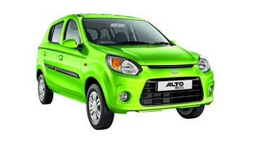 Maruti Suzuki achieves cumulative sales of 35 lakh with Alto