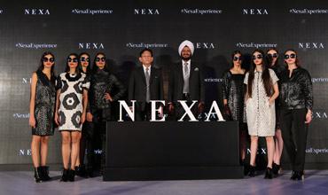 Maruti Suzuki launches NEXA premium sales channel