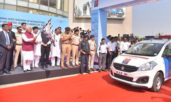 Maruti Suzuki presents 35 vehicles to Haryana Police