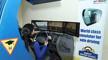 Maruti Suzuki provides driving training to 50 lakh aspirants