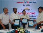 Maruti Suzuki signs MoU with HSBTE and HISCET