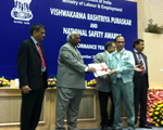 Maruti Suzuki wins National Safety Award