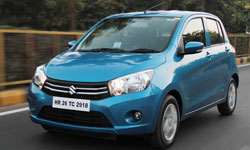 Maruti capacity for Celerio to go up to 6500 pm