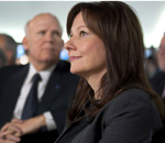 Mary Barra is first woman CEO of General Motors