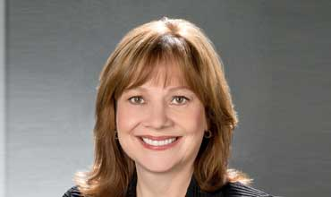 Mary Barra is named Chairman of GM Board of Directors