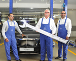 Mercedes-Benz sets up its mega workshop in Mumbai
