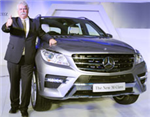 Mercedes to assemble M, GL-Class in India