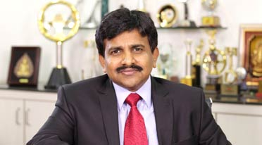 N Raja is Deputy Managing Director of Toyota Kirloskar Motor