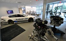 New Ford Technical Support Centre in US