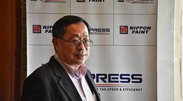 Nippon Paint X'press car paint concept centre launched
