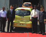 Nissan Motor India starts exports of Micra