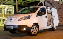 Nissan e-NV200   begins production from Barcelona