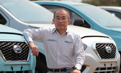 Nissan exploring capacity hike: Sano