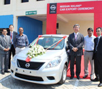 Nissan exports its 300,000th car from Ennore Port