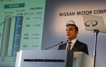 Nissan global net profit Rs 23,237 cr for '13-'14