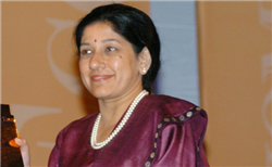 Padma Shri for Mallika Srinivasan of TAFE