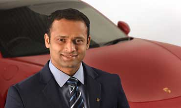 Pavan Shetty appointed Director of Porsche India