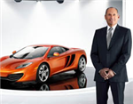 Peter Lim of Singapore invests in McLaren