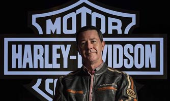 Peter MacKenzie is Managing Director of Harley-Davidson India