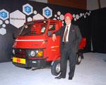 Piaggio launches apé mini half tonne mini truck