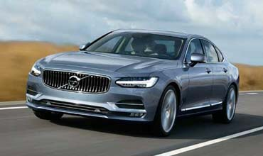 Pre bookings for the all-new Volvo S90 commence