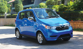 Pre-owned electric cars platform by Mahindra First Choice Wheels