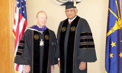 Purdue University Honours for Venu Srinivasan