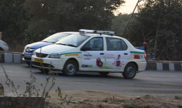 Radio taxis in India vouch for safety and reliability
