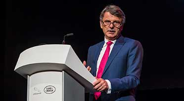 Ralf Speth to retire as CEO, Jaguar Land Rover; To continue as vice chairman of JLR