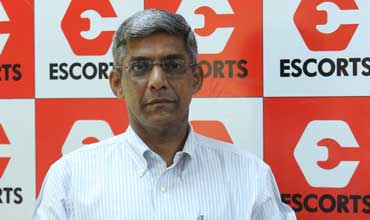 Ravi Menon is CEO, Agri Machinery, Escorts; S Sridhar to lead CE business