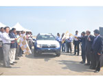 Renault India kicks off Duster's export to UK