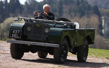 Roger Crathorne, 'Mr Land Rover' retires from JLR