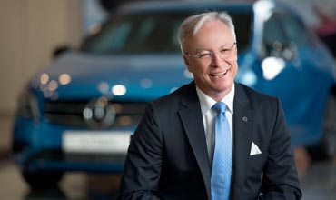 Roland S. Folger is new MD & CEO of Mercedes-Benz India