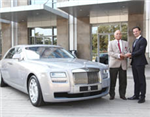 Rolls-Royce  authorised dealer in Chandigarh