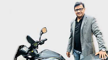 Roy Kurian joins Tork Motors as Head, Sales & Marketing