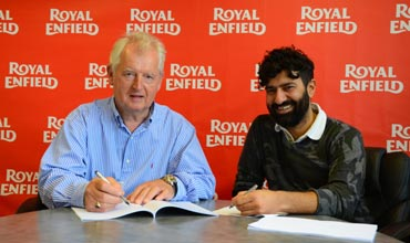 Royal Enfield acquires UK based Harris Performance