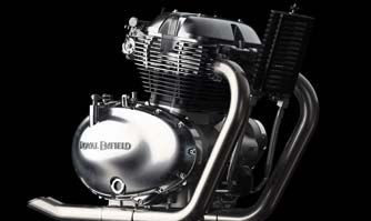 Royal Enfield launches UK Technology Centre & unveils new engine