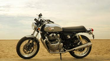 Royal Enfield sales rises 16pc in December 2017 to 66,968 units
