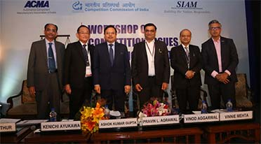 SIAM, CCI, ACMA organise workshop on competition issues in auto industry
