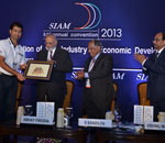SIAM convention emphasises on auto industry