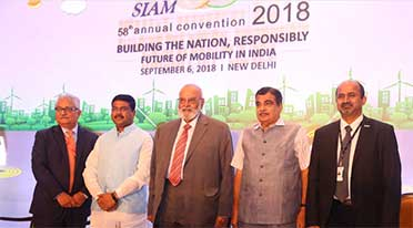 SIAM urges government for long term policy roadmap