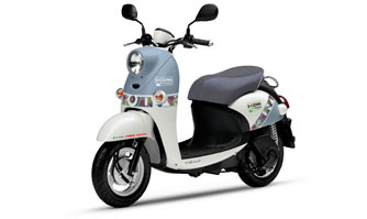 Saitama City, Honda, Yamaha begin evaluating e-motorcycles