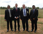 Scania India holds ground-breaking ceremony