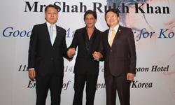 Shah Rukh Khan is 'Goodwill' envoy for S. Korea